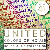 United Colors of House, Vol. 41 by Various Artists