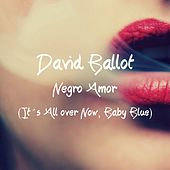 Negro Amor (It´s All Over Now, Baby Blue) by David Ballot