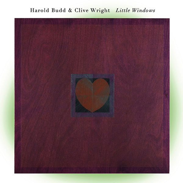 Harold Budd - The Serpent and Abandoned Cities