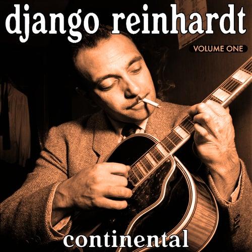 Continental Vol 1 by Django Reinhardt