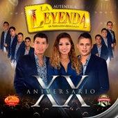 XX Aniversario by La Leyenda De Servando Montalva