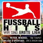 Fußball Hits - Wir sind erste Liga de Various Artists