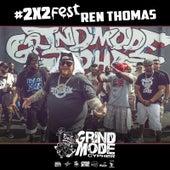 #2x2fest Ren Thomas de Lingo