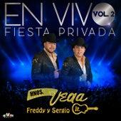 En Vivo Fiesta Privada, Vol. 2 by Hermanos Vega JR