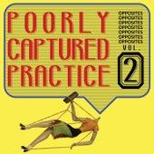 Poorly Captured Practice Vol. 2 de The Opposites