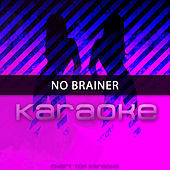 No Brainer (Originally Performed by DJ Khaled feat. Justin Bieber, Chance the Rapper & Quavo) by Chart Topping Karaoke (1)