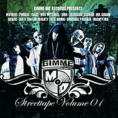 Streettape Vol.1 de Various Artists