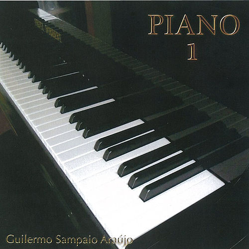 Piano 1 by Guilermo Sampaio Araújo