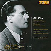 Edition Staatskapelle Dresden, Vol. 43: Karl Böhm by Various Artists