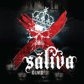 10 Lives von Saliva