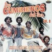 Los Cumbieros del Sur, Vol. 6 by Los Cumbieros Del Sur