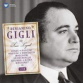 Icon: Beniamino Gigli de Various Artists