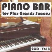 Piano bar : Les plus grands succès, Vol. 8 by Jean Paques