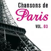 Chansons De Paris Vol.3 by Various Artists