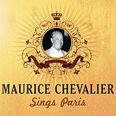 Maurice Chevalier Sings Paris de Maurice Chevalier