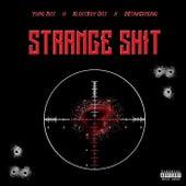Strange Shit (feat. BloccBoy Dot & Dbthageneral) by Yung Ricc