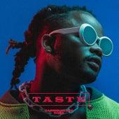 Taste - EP by Carmouflage Rose