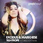 Tightrope feat. Brielle Von Hugel by Exodus
