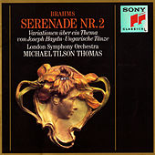 Brahms: Serenade No. 2, Op. 16, Variations on a Theme by Joseph Haydn, Three Hungarian Dances, and Five Hungarian Dances by London Symphony Orchestra