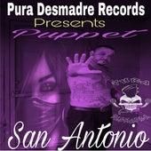 San Antonio by Puppet