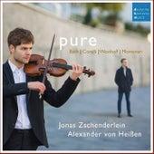 Pure - Works For Violin and Harpsichord By Bach, Corelli, Von Westhoff & Montanari by Jonas Zschenderlein