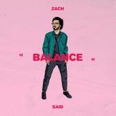 Balance von Zach Said