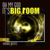 Oh My God It's Big Room, Vol. 3 - EP de Various Artists