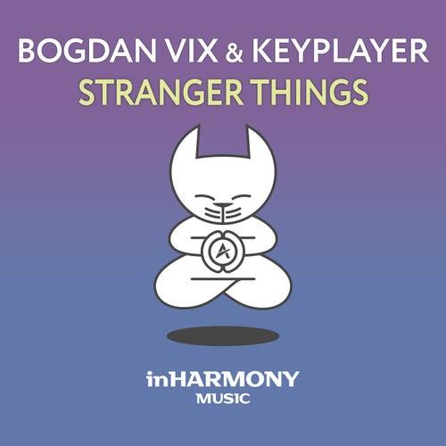 Stranger Things van Bogdan Vix
