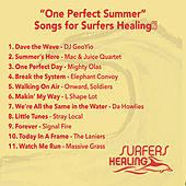 One Perfect Summer: Songs for Surfers Healing von Various Artists