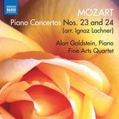 Mozart: Piano Concertos Nos. 23 & 24 (Arr. I. Lachner) by Alon Goldstein