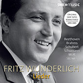 Beethoven, Brahms, Schubert & Others: Lieder by Fritz Wunderlich