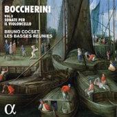 Boccherini: Sonate per il violoncello, Vol. 2 by Bruno Cocset