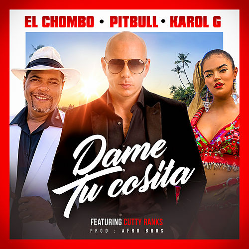 Dame Tu Cosita (Radio Version) von Pitbull