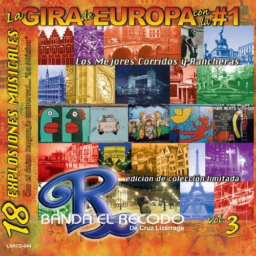 La Gira de Europa Con la #1