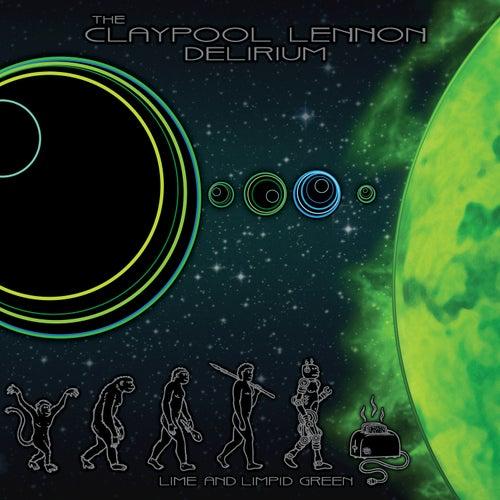 Lime and Limpid Green de The Claypool Lennon Delirium