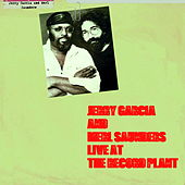 Live at the Record Plant by Jerry Garcia