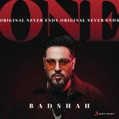 ONE (Original Never Ends) de Badshah