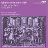 Schein, J.H.: Choral Music (Israelsbrunnlein) de Hans-Christoph Rademann