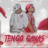 Tengo Ganas by Sacra Mr Melody