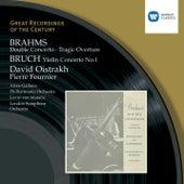 Brahms/Bruch: Double Concerto; Tragic Overture / Violin Concerto No.1 by David Oistrakh