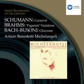 Piano Recital de Arturo Benedetti Michelangeli