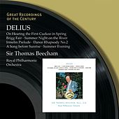 Delius: Brigg Fair and other orchestral works by Royal Philharmonic Orchestra