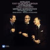 Dutilleux & Lutoslawski : Cello Concertos de Mstislav Rostropovich