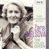 Milestones of a Legend: The Cello Queen, Vol. 8 de Zara Nelsova