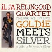 Goldie Meets Silver a Tribute to Horace Silver (feat. Rob Van Bavel) by Ilja Reijngoud Quartet (1)