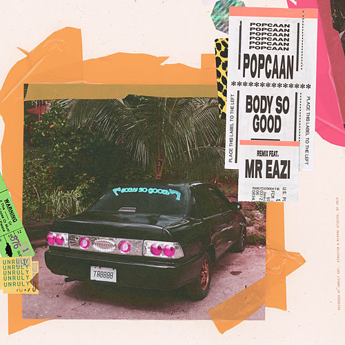 Body So Good (Mr Eazi Remix) by Popcaan