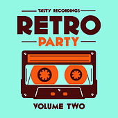 Retro Party - Volume Two - EP fra Various Artists