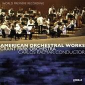 Corigliano / Harbison / Hersch / Kernis / Kolb: American Orchestral Works von Carlos Kalmar