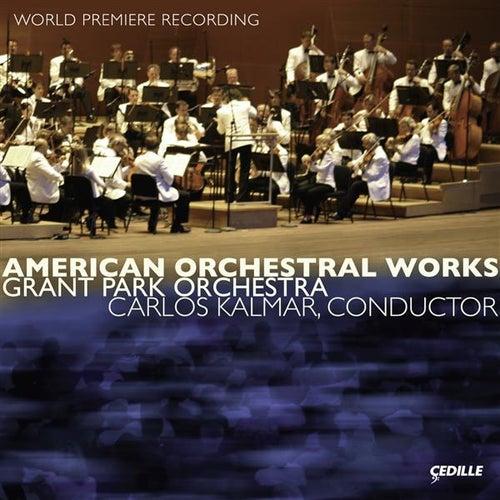 Corigliano / Harbison / Hersch / Kernis / Kolb: American Orchestral Works by Carlos Kalmar