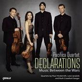 Crawford / Hindemith / Janacek: String Quartets by Pacifica Quartet